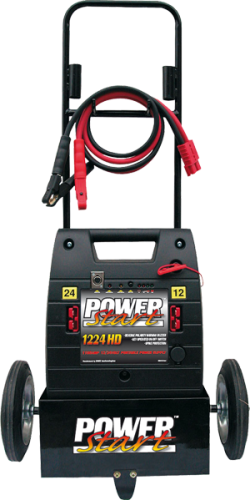 Power Start Trolley
